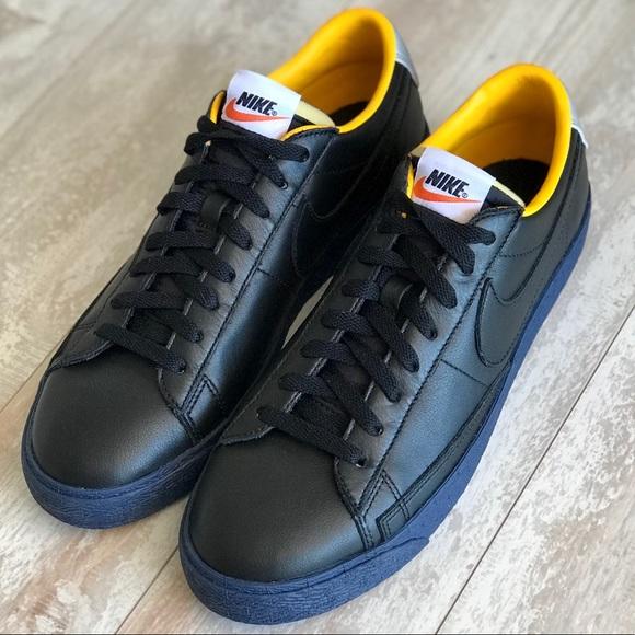 detailed look 28a6e 98464 NWT Nike ID Custom blazer low leather